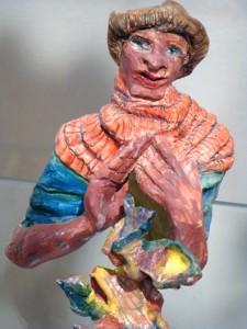 Ceramic Prayer