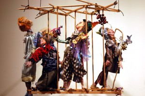 Family of Marionettes