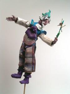 Genie with Homonunculus