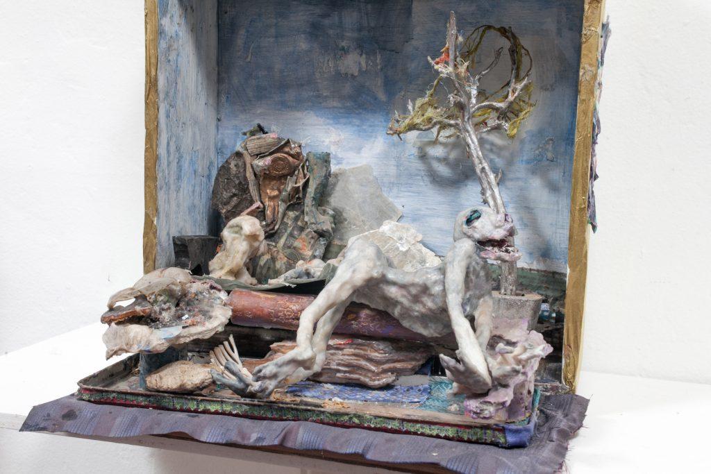 Francesca Borgatta-Sculpture-In the City of Armageddon