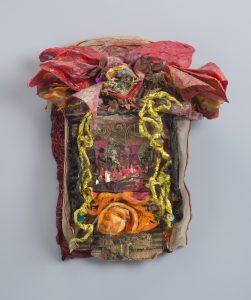 Francesca Borgatta-The Five Elements-Fire Tablet