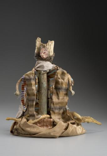 Francesca Borgatta Sculptures: Lion Lady