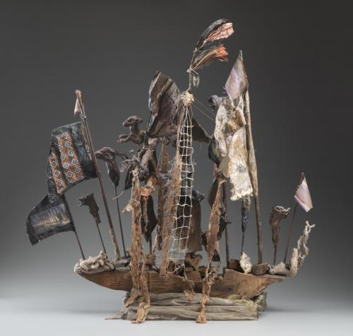 Francesca Borgatta Sculptures: Ghost Ship