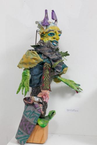 Francesca Borgatta Sculptures: Merman